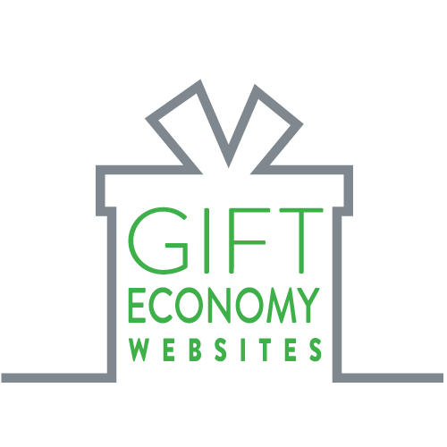 Logo for Gift Economy Websites, Designed by Jacqueline Renan