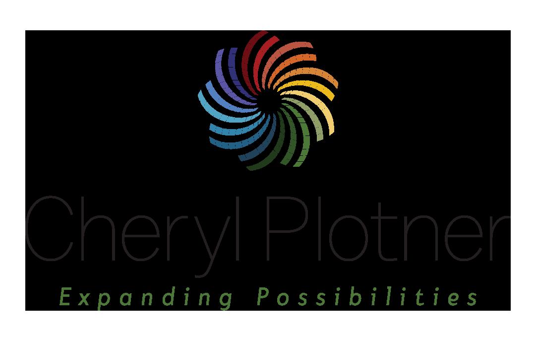 Hoppel Design logo for Cheryl Plotner
