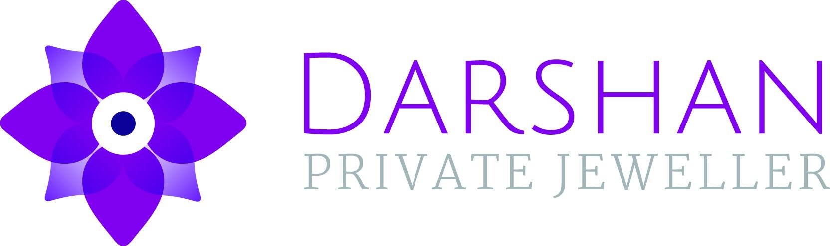 Hoppel Design logo for Darshan