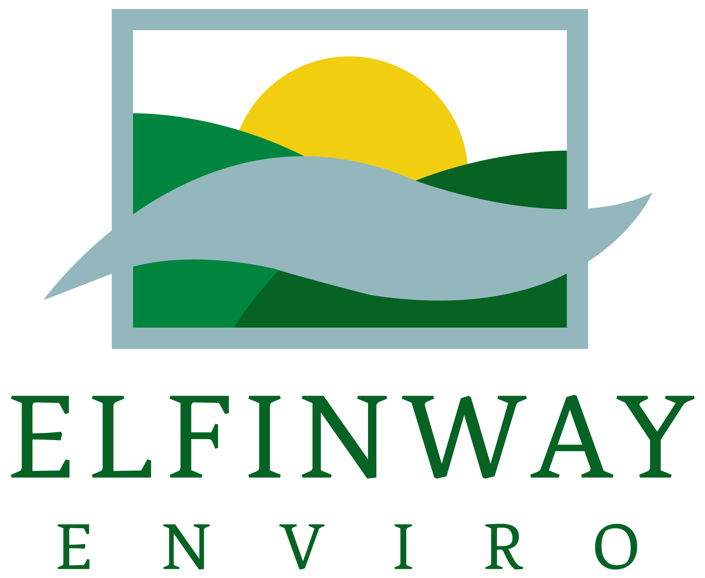 Hoppel Design logo for Elfinway