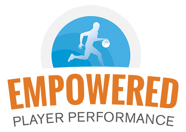 Logo for Empowered Player Performance, Designed by Jason Killinger
