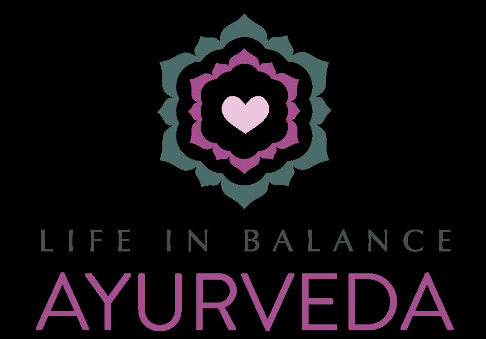 Hoppel Design logo for Life in Balance