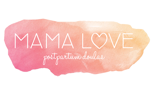Logo for Mama Love, Designed by Jacqueline Renan