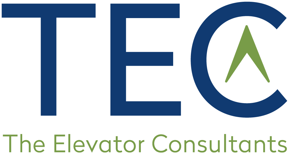 Logo for The Elevator Consultants, Designed by Jacqueline Renan