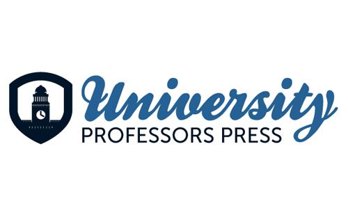 Hoppel Design logo for University Professors Press