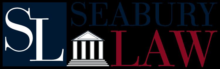 Logo for Seabury Law, Designed by Adrian Hoppel