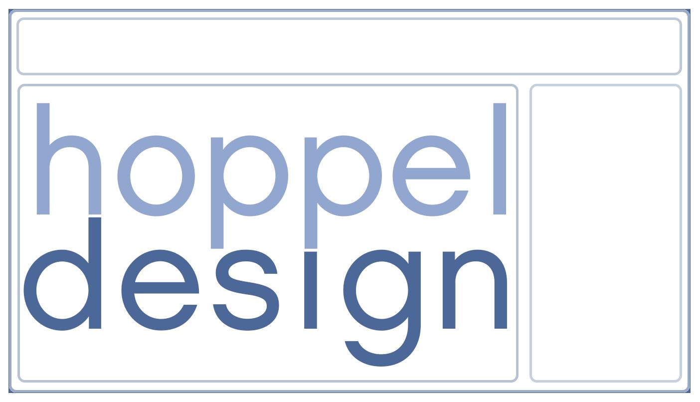 Web Design by Hoppel Design